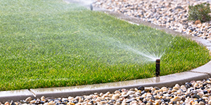 Irrigation lawn care